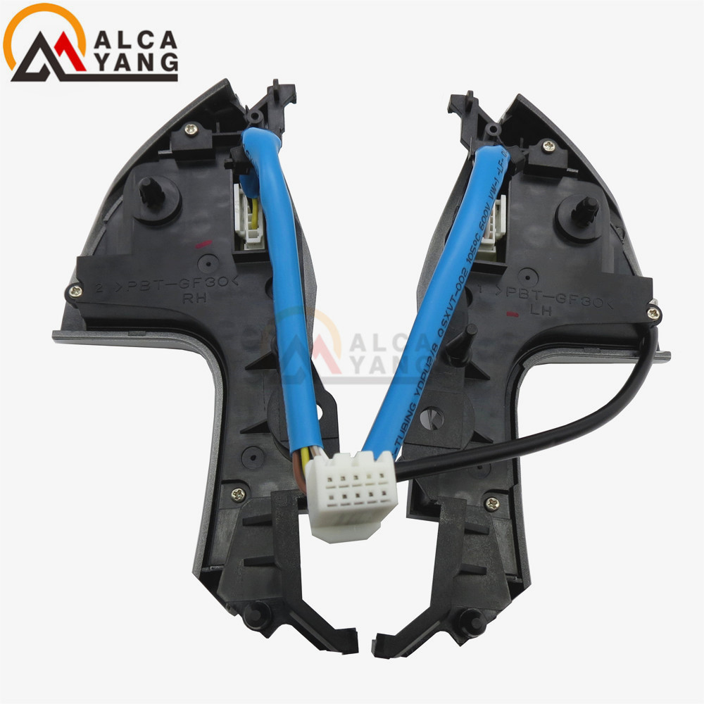 Image 5 - 84250 06180 8425006180 Multifunction Steering Wheel Combination Control Switch For Toyota Camry-in Car Switches & Relays from Automobiles & Motorcycles