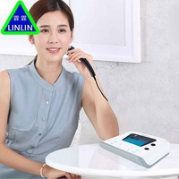 LINLIN Ultrasonic Beauty Instrument Face Detoxification Thin Face And Wrinkle Domestic Face Import And Export Instrument