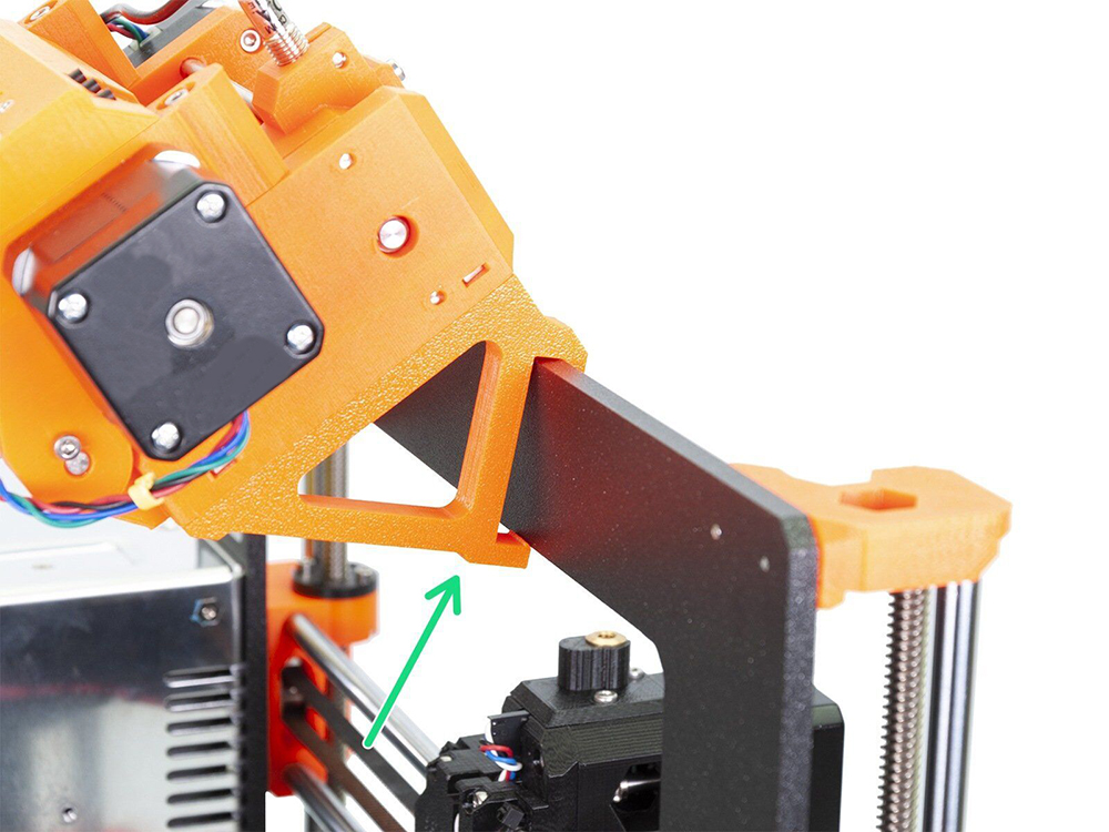 Image 4 - Clone Prusa i3 MK3S Printer Full Kit With MMU2S Complete Kit Multi Material 2S Upgrade Kit 3D printer DIY MK2.5/MK3/MK3S-in 3D Printers from Computer & Office