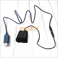 DC 5V Power Cable EN EL15 EP5B EP 5B DC Coupler For Nikon Cameras 1 V1