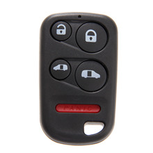 5 Buttons Auto Keyless Remote Car Key Shell Fob Case For Honda Odyssey 2000 2001 2002 2003 2004 Replacement Covers