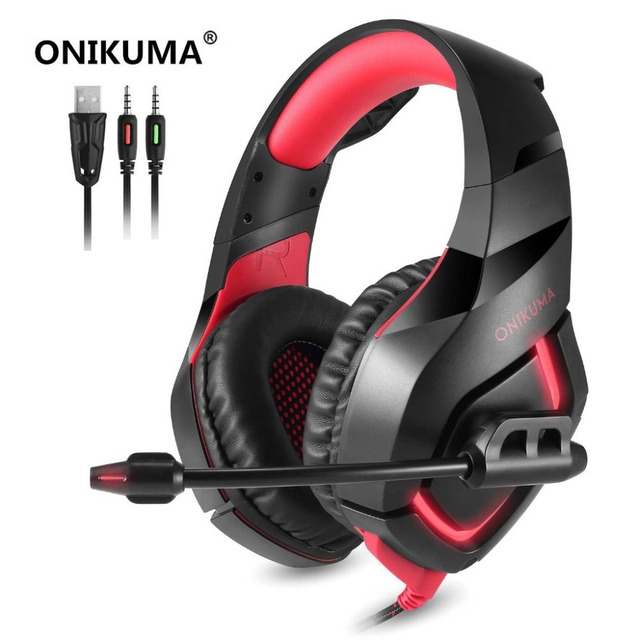Mobile Gaming Headset With Mic