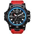 2017G Marca de Luxo Estilo S-SHOCK Relógio Digital Esportes Relógio dos homens relógio De Quartzo-relógio à prova d' água relógio de Pulso Relogio masculino