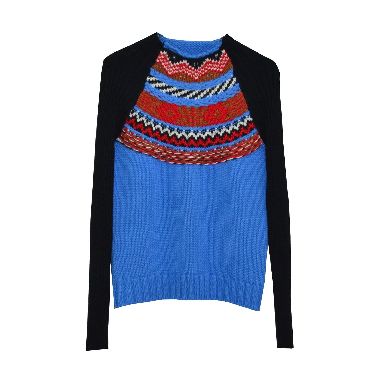 Noir Pulls fin couleur De Cavalier Rayé Piste 2018 Top Col Hiver Chandail Nouveau Blue Roulé Multi Bleu Femmes Haute Automne Black Knit xzqFUUId