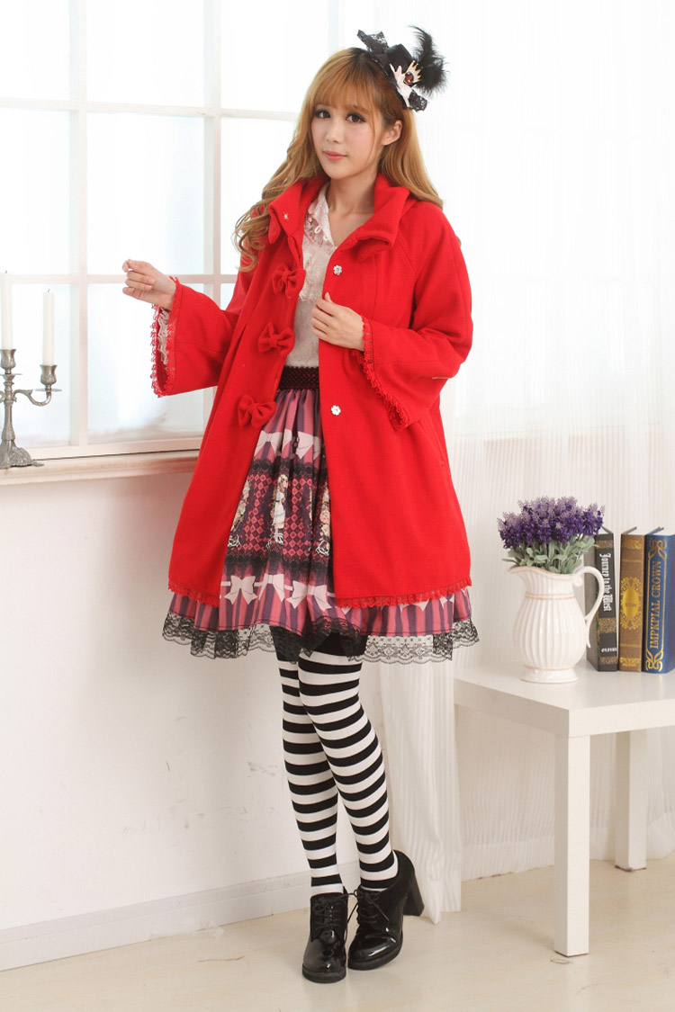 Compare Prices on Red Princess Coat- Online Shopping/Buy Low Price