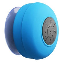 Benovel Bluetooth Mini Portable Shower Waterproof Wireless Hand Free Car Speaker Bathroom speakers Music Player for phone
