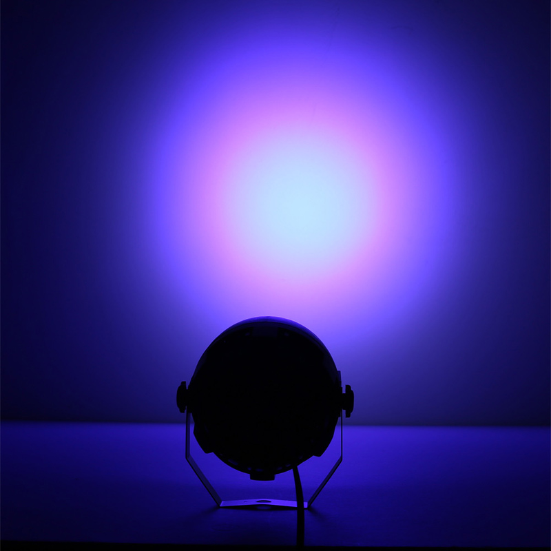 ФОТО aobolighting DMX Led Par 36pcs RGB LED Stage Par Light Wash Dimming Strobe Lighting Effect Lights for Stage Disco DJ Party Show