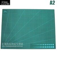 A2 Cutting Mat Cutting Board Double Faced Paper Pad 60cmx45cm Tapete De Corte