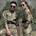 Uniforme Militar Negro Python Amarillo Trajes de Camuflaje Táctico Uniforme Militar de Combate Al Aire Libre Hombres Uniformes de Entrenamiento Militar