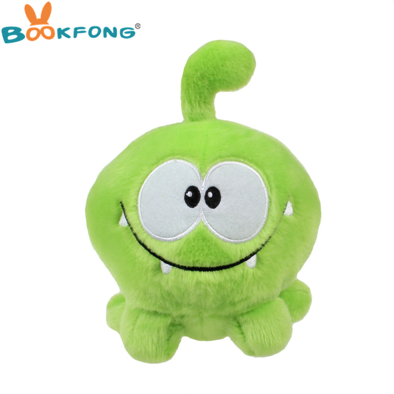 kawaii 720cm om nom frog plush toys cut the rope Soft rubber cut the rope figure classic toys game lovely gift for kids fancytrader new style giant plush stuffed kids toys lovely rubber duck 39 100cm yellow rubber duck free shipping ft90122