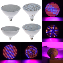 15W/40W/50W/80W SMD3528 AC85~265V LED Hydroponics Lamps for Plant Red+Blue LED Plant Grow Light Lamps E27