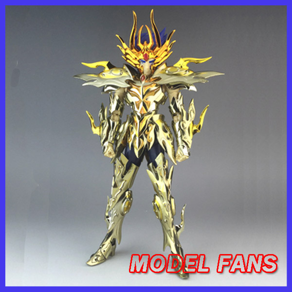 MODEL FANS Special Offer AE model EX soul of God sog cancer deathmask gold Saint Seiya metal armor Myth Cloth Figure sog sog ae 01