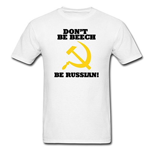 2017 fashion hot sell FPS Russia - Be Russian Mens T-Shirt 100% cotton O-Neck T Shirt Casual short tops tee