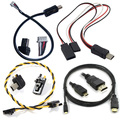 F05749-A Micro HDMI + USB TO AV Real Time + 5.8G FPV + Power Input & Video Output Cable for Gopro Hero3 Hero 3+freeshipping