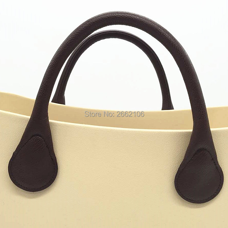 45 cm PU leather 65cm bag handles for Mini Obag Rope Handle Strap for O Bag Handles Bag Accessories For Women