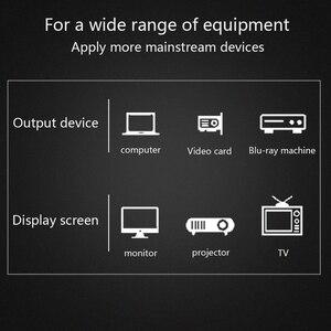 Image 5 - DVI إلى DVI 24 + 1 كابل توصيل عالية السرعة عالية السرعة 1080p الذهب ذكر ذكر DVI كابل لجهاز العرض LCD DVD HDTV tor LCD DVD HDTV XBOX