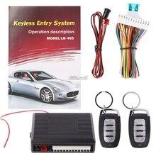Universal Car Alarm Systems Auto Remote Central Kit Door Loc