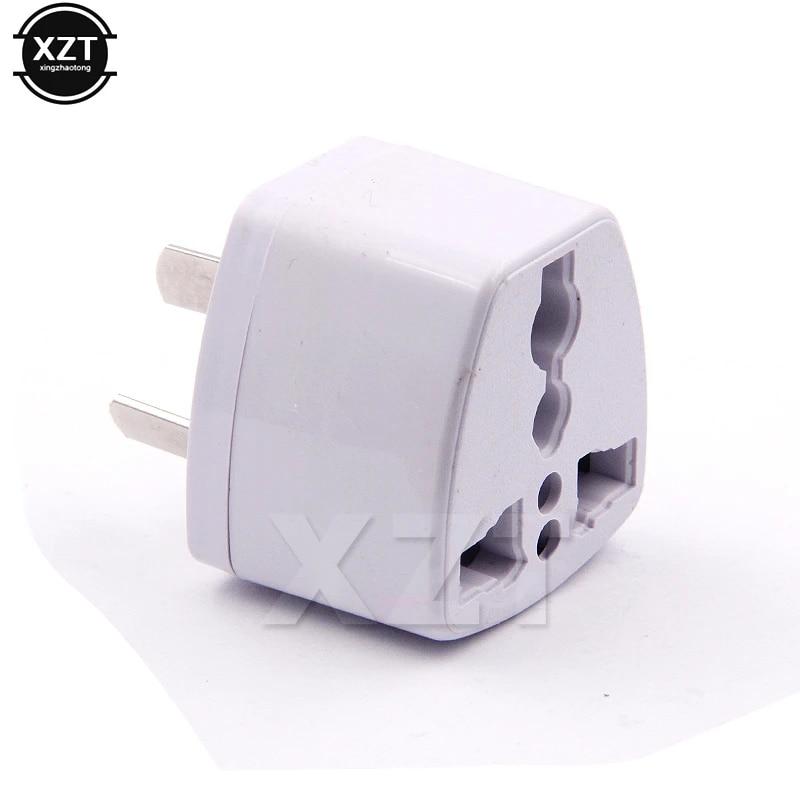 1pcs New EU US UK TO Australia AU TRAVEL Plug Converter Power Adapter