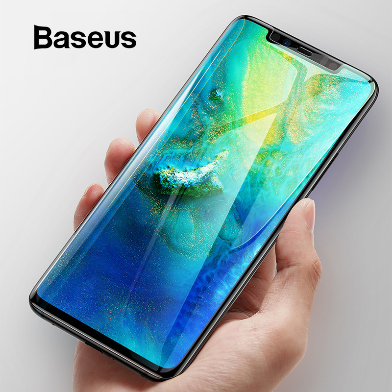Baseus Protective Glass For Huawei Mate 20 20 Pro Screen Protector 3D Surface Full Coverage Tempered Glass For Huawei Mate 20Baseus Protective Glass For Huawei Mate 20 20 Pro Screen Protector 3D Surface Full Coverage Tempered Glass For Huawei Mate 20