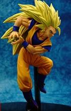 Goku Super Saiyan 3 Model (20 CM)