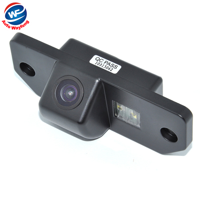Factory Price HD CCD Car Rear View Parking Reversing Camera 170 Degree For Ford Mondeo 09Focus (hatchback) Fiesta Smax