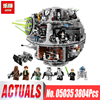 New Free Shipping LEPIN Star Wars Death Star 3804pcs Building Block Bricks Educational Toys Kits Compatible
