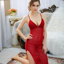 Drop shipping nightwear sex on sale pajamas for women plus size babydoll with soft material popular sexy lingerie hot 1838