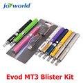 15pcs shisha pen electronic cigarette ego Evod MT3 Blister Kit cigarette wholesale ego battery 1100mah blister kit mt3 evod (MM)