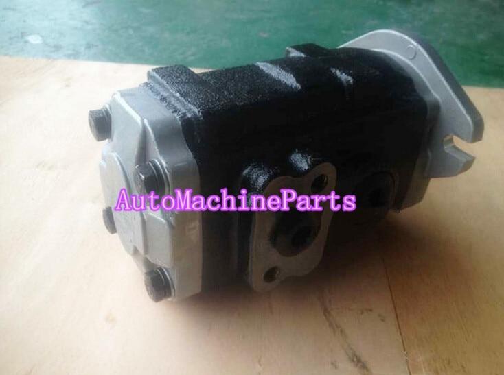 New Hydraulic Pump 37B-1KB-5040 for Komatsu 4D94LE Engine FD30-16 Forklift Part hydraulic gear pump 67120 26650 71 671202665071 for forklift 1dz engine
