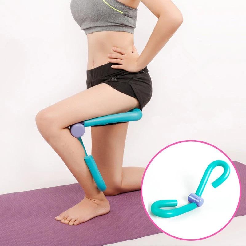 Women Leg Muscle Arm Chest Waist Exerciser Workout Machine Multi-Function Gym