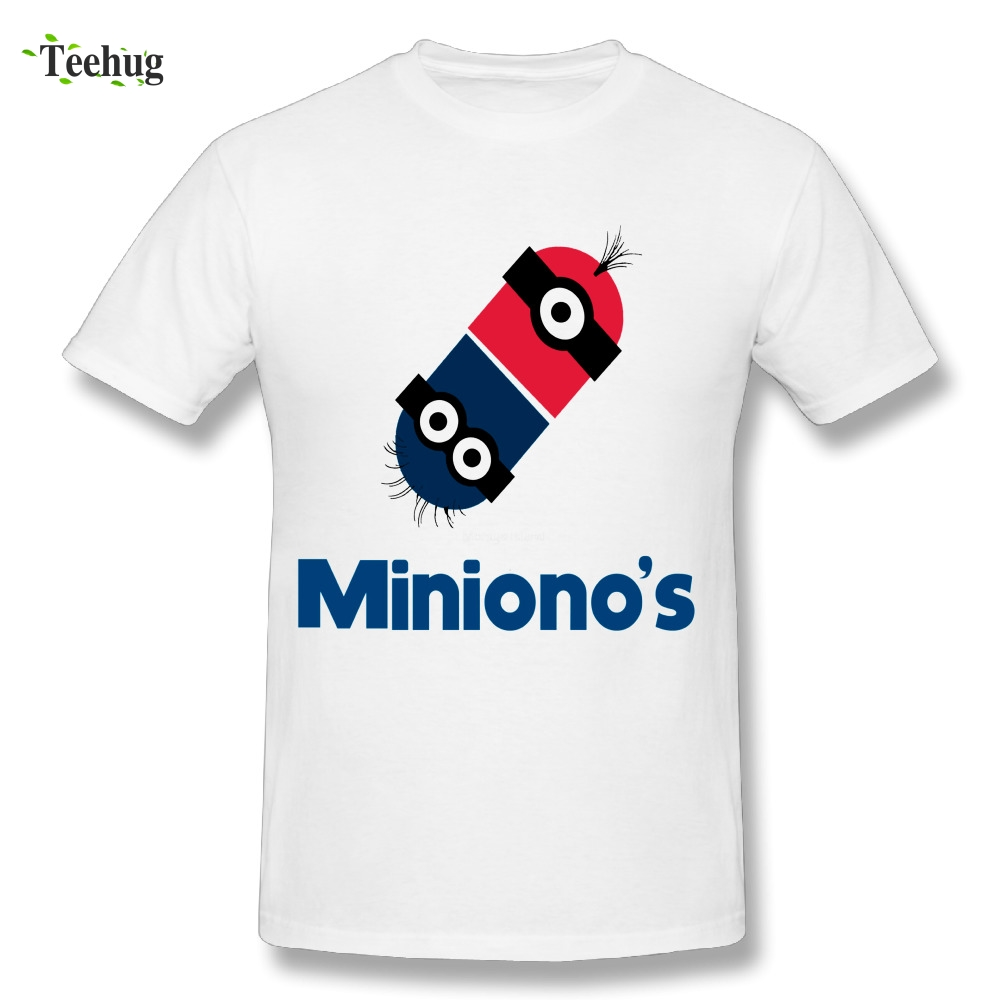 Men's Clothing Vote Bananas Minion T Shirt Plus Size Custom Short Sleeve T-shirt Men New Style Crossfit Cotton Mens T Shirts And To Have A Long Life.