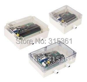 Бесплатная доставка Прозрачный mcy 64 модель 13 16 линии электромагнитный импульс контроллер Клапан