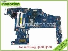 laptop font b motherboard b font for samsung Q430 Q530 BA92 07807A BA92 07807B BA41 01278A