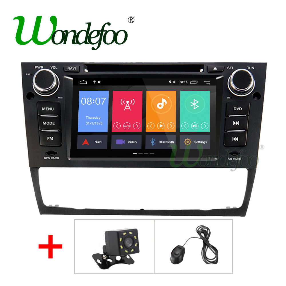 Android 8,1 2G Оперативная память 16G/32G 4 ядра автомобиля gps для BMW E90 E91 E92 E93 dvd плеер Мультимедиа Навигация стерео Авто Аудио ips экран