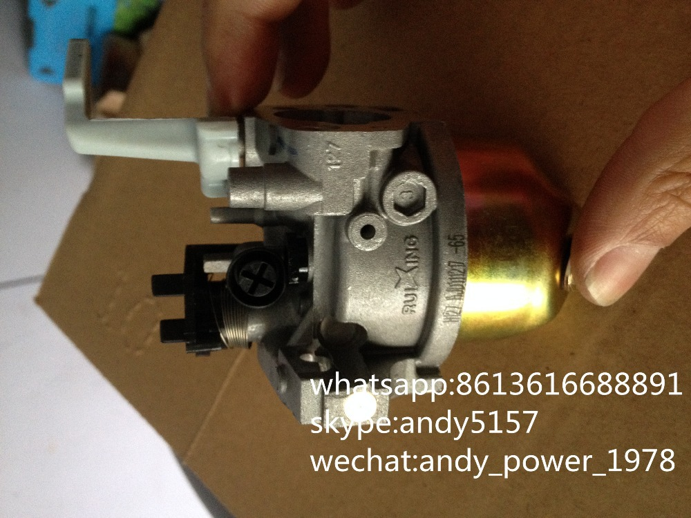 Ruixing inverter CARBURETOR FITS for Chinese inverter generators,XYG2600I(E) 125CC XY152F-3 CARBURETTOR REPLACE  PART model 127 stator for hs500 hisun500 model carburetor model