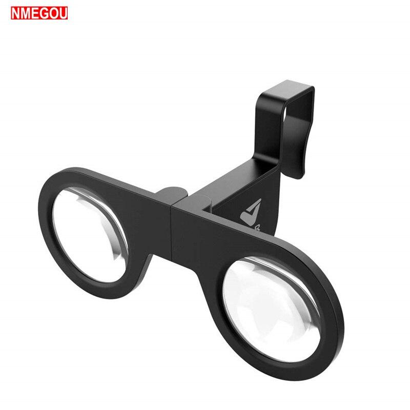 6e8fa66d4b5 Mini Foldable 3D Virtual Reality VR Glasses for Samsung Galaxy S8 S9 Plus  Xiaomi Smartphone 3d Movies 3 D Glass Lens Vrbox Box-in 3D Glasses  Virtual  ...