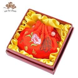 Xiefucheng الصينية الورد العطور الكيس الورد اكياس معطرة العطر العطرية حقيبة سيارة العطور العطر مزيل الروائح Sache XFC11-2