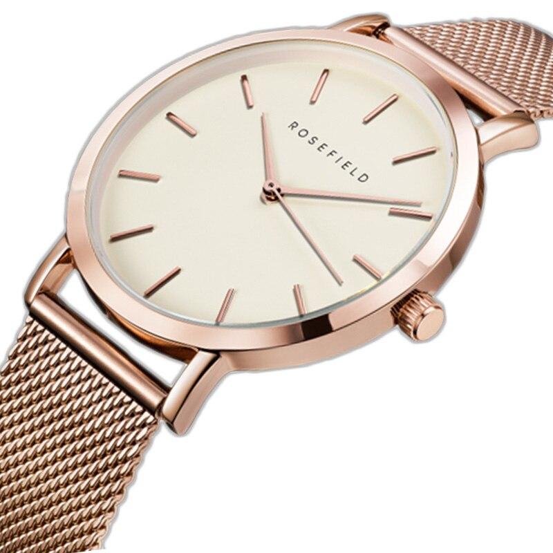 top-brand-font-b-rosefield-b-font-luxury-ladies-watch-waterproof-men's-watch-rose-gold-steel-mesh-quartz-women-watches-dameshorloge-geschenk