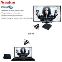 Measy W2H беспроводной передатчик HDMI приемник Extender 1080 P HDMI с поддержкой Dlna Airplay Wi Fi дисплей Miracast Airmirroring TV Stick ключ