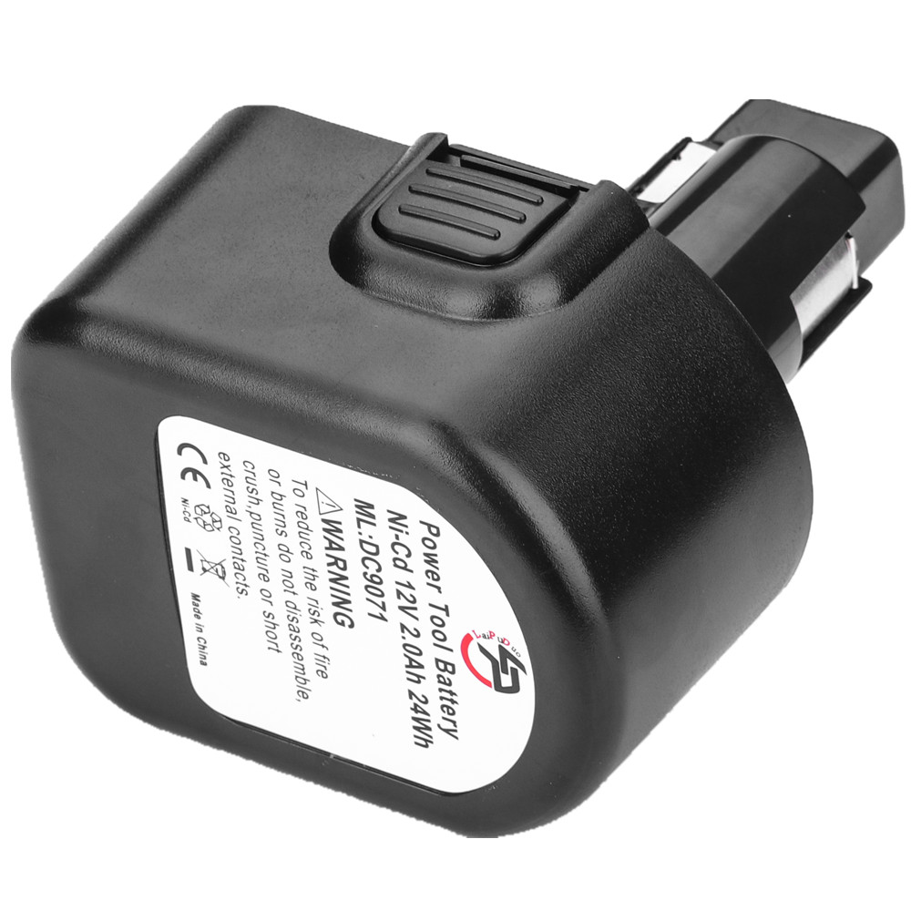 Ni-CD Power Tool Battery For Dewalt 12V 2000mah DC9071 DE9037 DE9071 DE9074 DE9075 DW9071 DW9072 DE9501 Power Tool Battery