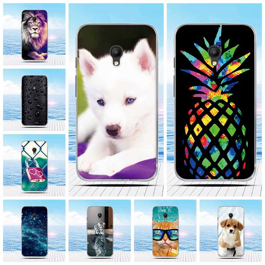 For Alcatel Pixi 4 (5.0) 4G OT5045 Case Cartoon 3D Relief Printing Pattern Back Cover TPU Soft Silicone Case Coque Capa Funda