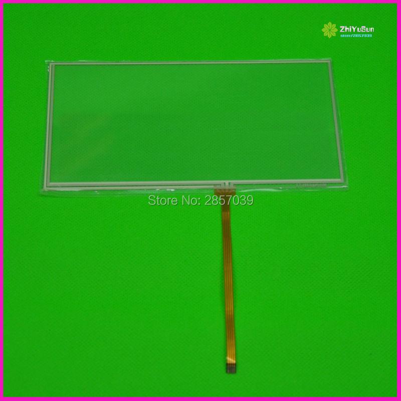 NUOVO 7 pollici 4 linee Per auto DVD touch screen panel per radio - Accessori per tablet