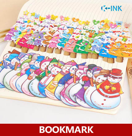 christmas tree and snowman bookmark set christmas bookmarks in bookmark from office school supplies on aliexpresscom alibaba group