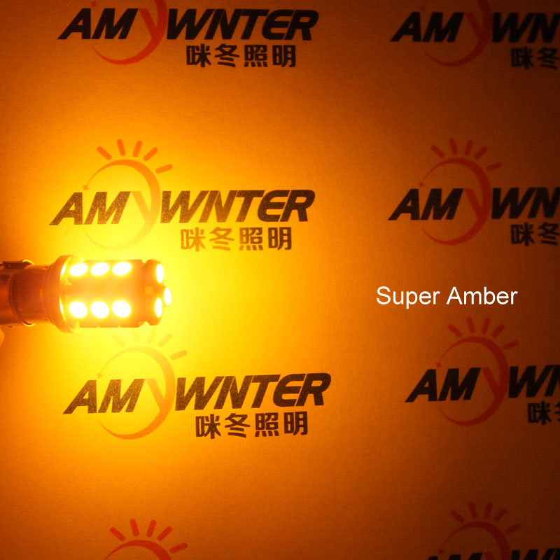 Velika snaga P27 / 7W 3157 LED dvostruka svjetlosna funkcija LED - Svjetla automobila - Foto 6