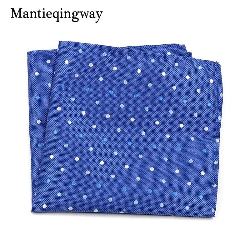 Mens Clothing Accessories Handkerchief Polka Dots Pocket Square Wedding Wedding Hankies For Men Brand Pocket Towel