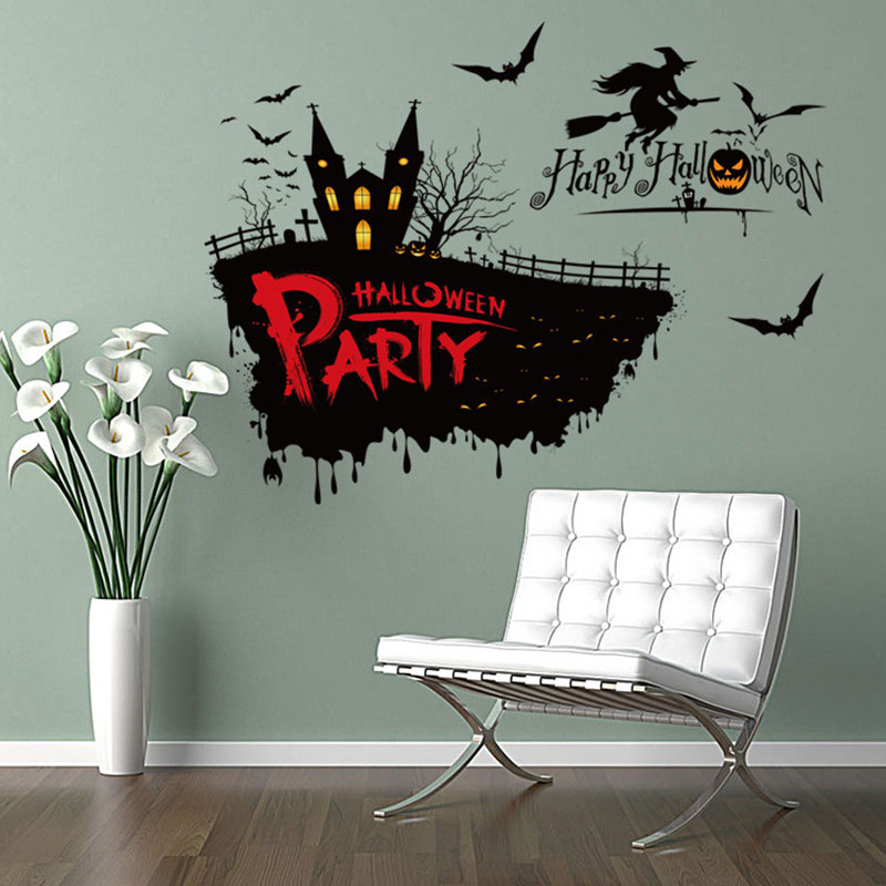 Online Get Cheap Skull Wall Decals Aliexpresscom Alibaba Group - Locations where sell wall decals