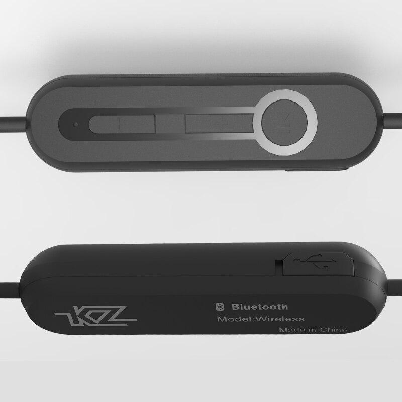 Новейший оригинальный KZ ZST/ZS5/ZS3/ED12, модуль Bluetooth, кабель 4,2, беспроводной Расширенный модуль обновления, кабель 85 см, наушники KZ