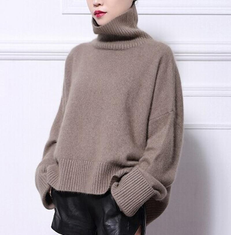 Mink Sweater