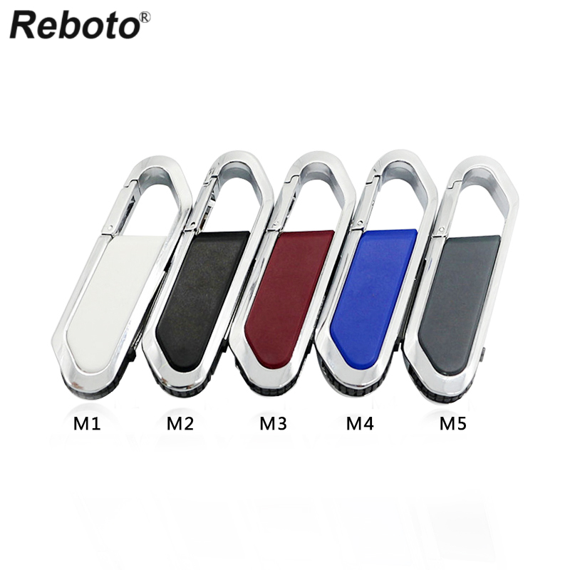 Classical Pen Drive 4GB 8GB 16GB 32GB USB Flash Drive Keychain 64GB U Disk Thumb Drive Memory Stick For Business Gift Pendrive