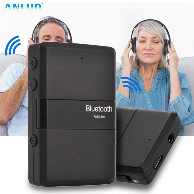 Bluetooth 4.1 Audió adó Bluetooth vevőkészülék 3.5mm - Autóelektronika